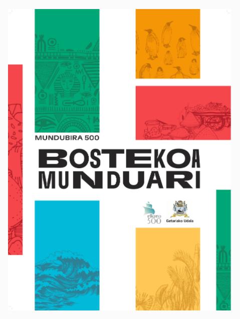 """""""BOSTEKOA MUNDUARI"""" PROIEKTUA"""