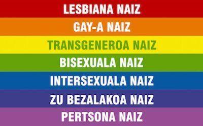 17 DE MAYO, DÍA INTERNACIONAL CONTRA LA HOMOFOBIA, LA LESBOFOBIA Y LA TRANSFOBIA